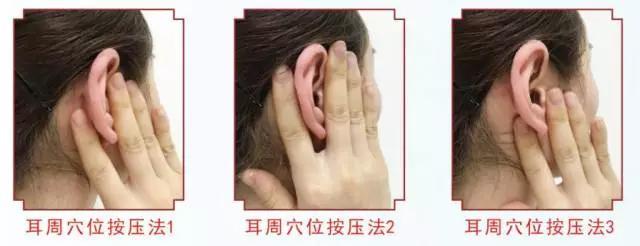 耳者,宗脈之所聚之地,經常按按,養生效果好(腎藏精,開竅於耳)