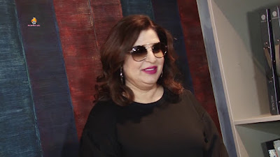 Farah-khan-at-Marshalls-store