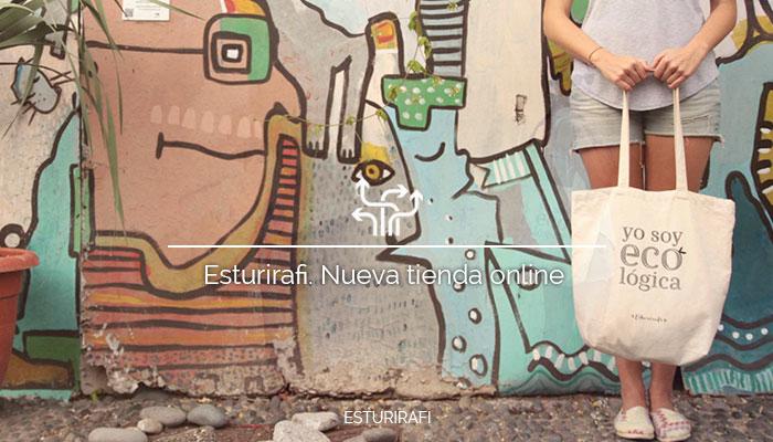 Esturirafi. Nueva tienda online + Sorteo