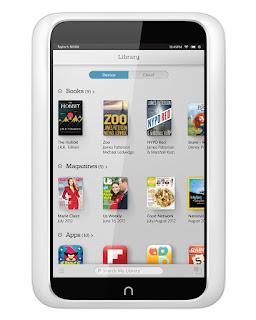 برنامج NOOK لتصفح كمية هائلة من الكتب والمجلات