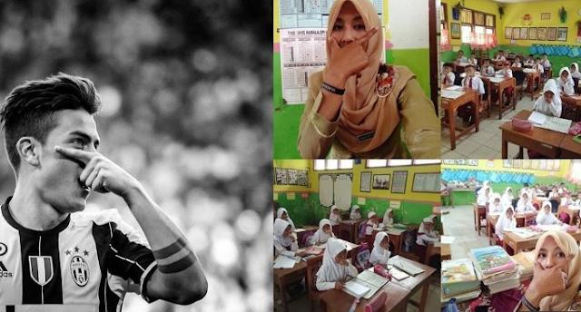 Paulo Dybala Dari Juventus Kesengsem Sama Bu Guru SD Dari Indonesia