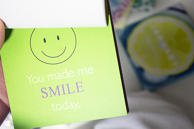 Sourcebooks Inc Instant Happy Notes in POPSUGAR Must Have Box