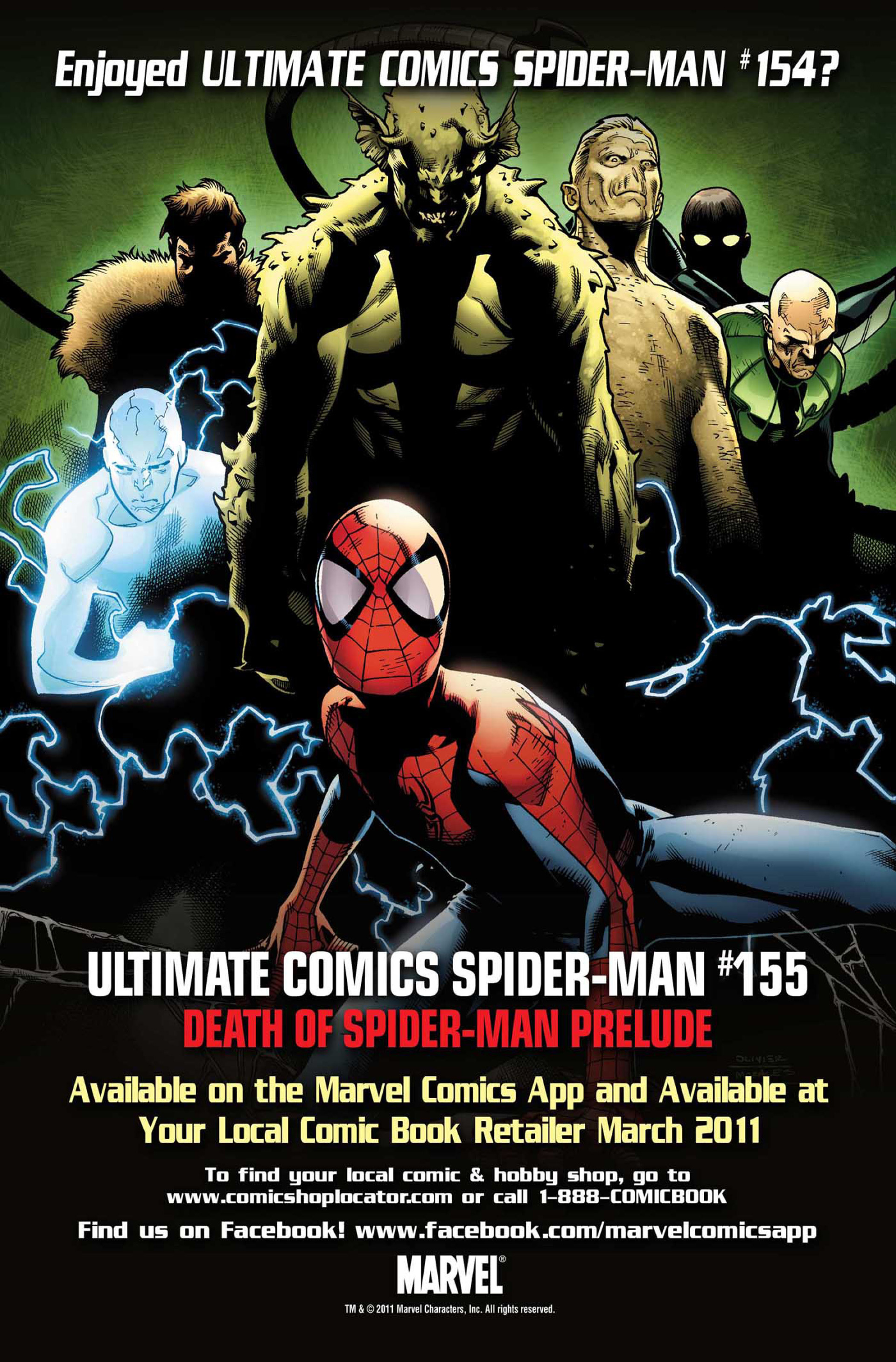 Read online Ultimate Spider-Man (2009) comic -  Issue #154 - 23