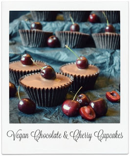 Whether you're taking part in Veganuary, want to make a batch of tasty vegan cupcakes for a vegan friend or relative, or are simply intrigued by egg free and vegan cake recipes, then these easy to make vegan cupcakes, flavoured with the classic combination of chocolate and cherry, are a must try.