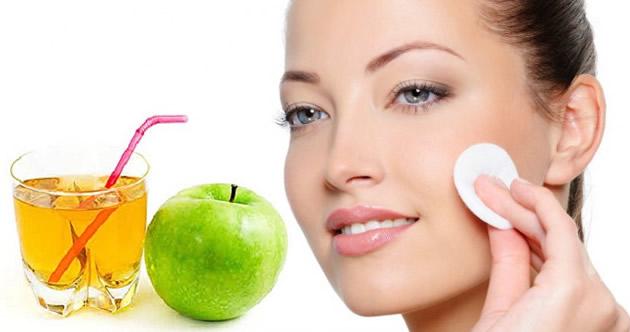 Elma Sirkesi ile Cildinizi Güzelleştirin, Pürüzsüz Bir Cilde Sahip Olun!