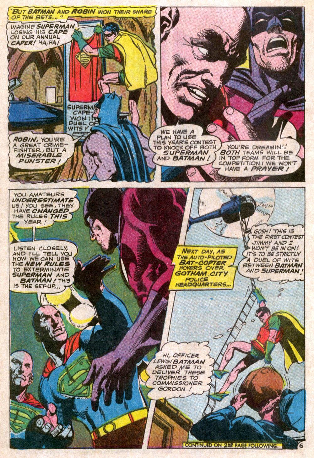 Read online World's Finest Comics comic -  Issue #175 - 8