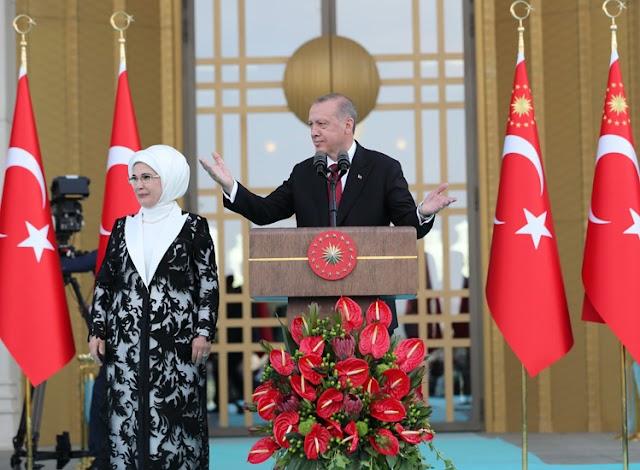 Cumhurbaşkanlığı hükümet sisteminde ilk kabine açıklandı