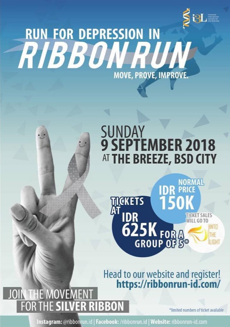 Ribbon Run • 2018
