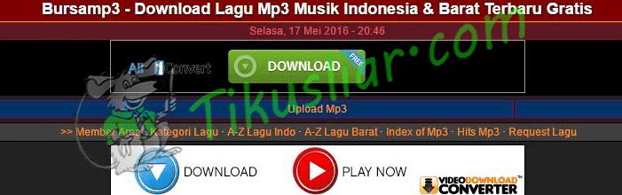Update) 17 Situs Download MP3 Terlengkap, Terbaru dan