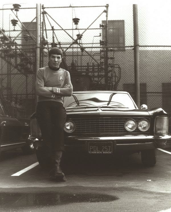 Spock's new shuttlecraft is totally gangster.