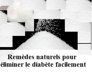 Comment mettre fin au diabète naturellement