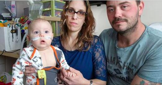 Des parents se sentent abandonnés par les médecins de leur fils