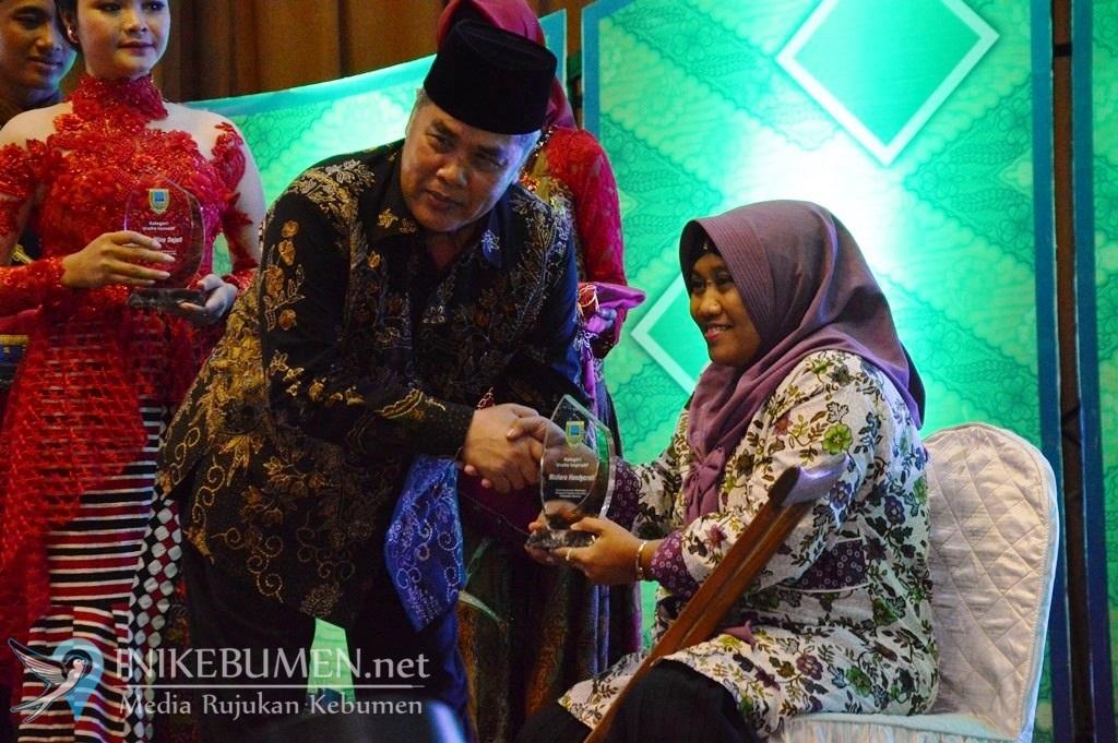 Pemkab Kebumen Tambah Dua Kategori Baru Penerima Penghargaan di Ajang KBF 2018