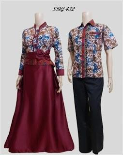 gambar baju couple lebaran
