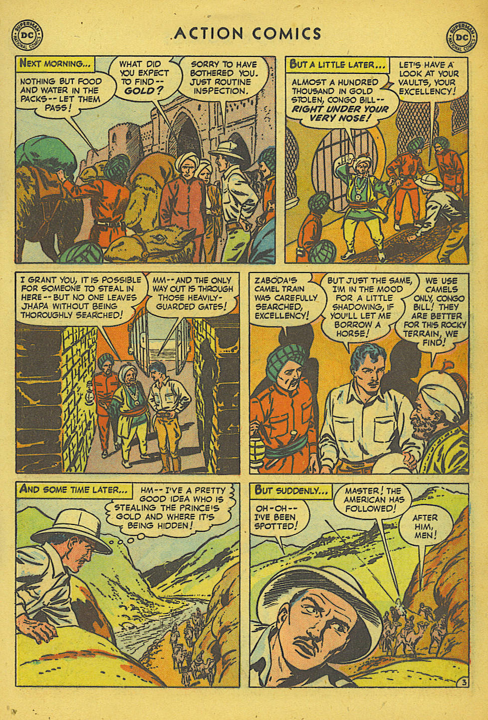 Action Comics (1938) 157 Page 15
