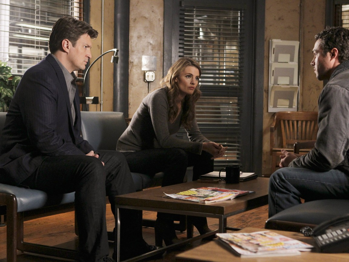 Castle - Season 4 Episode 17: Once Upon a Crime