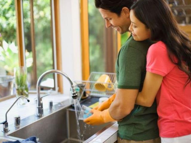Las horas que los dominicanos dedican al trabajo doméstico