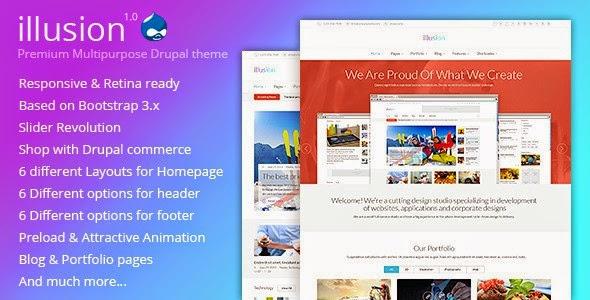 Best multipurpose drupal 7 theme