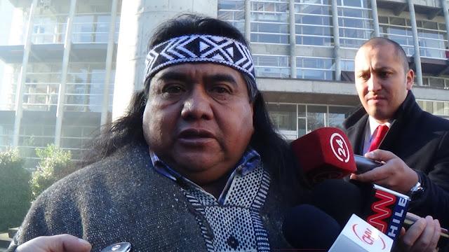 Policía chilena secuestra, tortura y amenaza a importante dirigente mapuche, Lonko Victor Queipul de la comunidad Temucuicui.