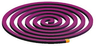 Cara Menggunakan Spiral Tool CorelDRAW untuk Membuat Vector Obat Nyamuk Beserta Api dan Asapnya