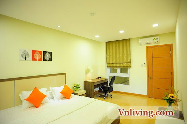 Apartment for rent 1 bedrooms in Thao Dien District 2