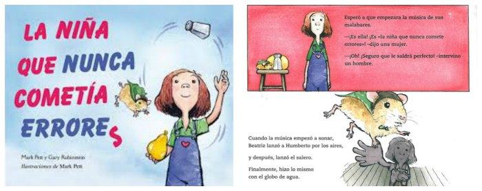 cuento infantil tolerar frustracion educacion emocional la niña que nunca cometía errores