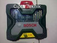 Bosch X line 33 pcs