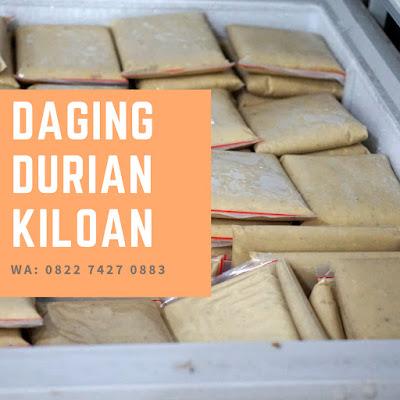 jual daging durian kiloan
