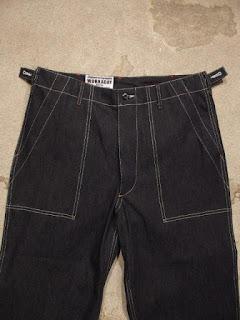 """Engineered Garments Workaday """"In Indigo Heavy Denim Issue"""""""