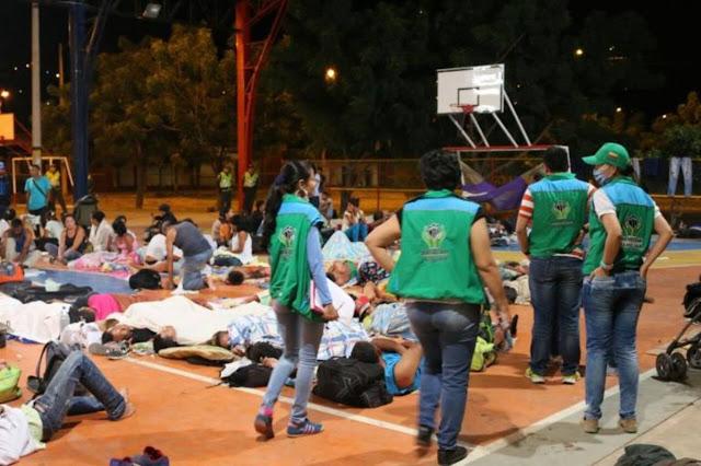 ONU otorga a venezolanos refugiados en Colombia bonos de alimentación por 38$