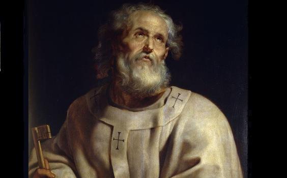 Pierre dans l'Évangile et les Actes des Apôtres