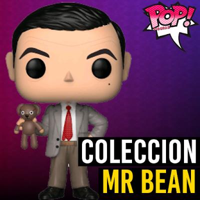 Lista de figuras funko pop de Funko POP Mr Bean