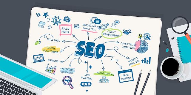 Tổng hợp kiến thức về SEO trên trang Toilaquantri.com
