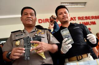 Polisi Buru Kapten Perampok Maut di SPBU Daan Mogot