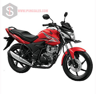 Honda-Verza-150-CW-Winning-Red