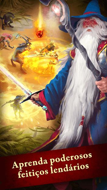 Guild of Heroes APK MOD Compras Grátis 2021 v 1.119.3