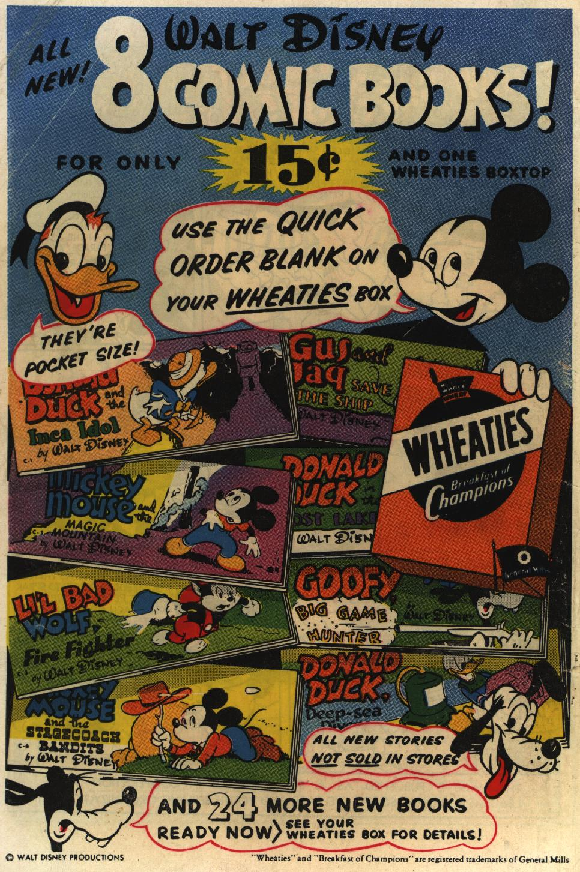 Strange Adventures (1950) issue 11 - Page 52
