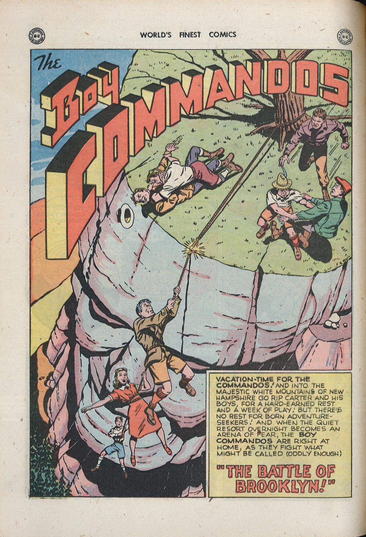 Read online World's Finest Comics comic -  Issue #33 - 48