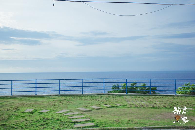 近小琉球杉福生態廊道景點|海景三合院民宿~傳統閩式三合院風格建築
