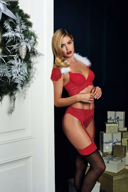 Doutzen Kroes Photoshoot 2016
