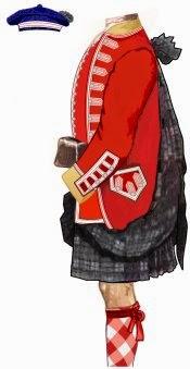 42nd Regiment of Foot (John Murray) 1756