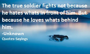 quotes on soldiers