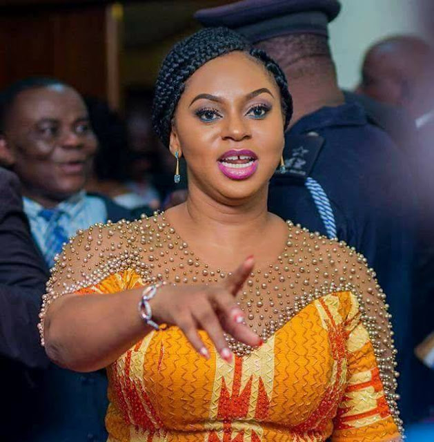 Adwoa Sarfo challenges President to buy her father's vehicles