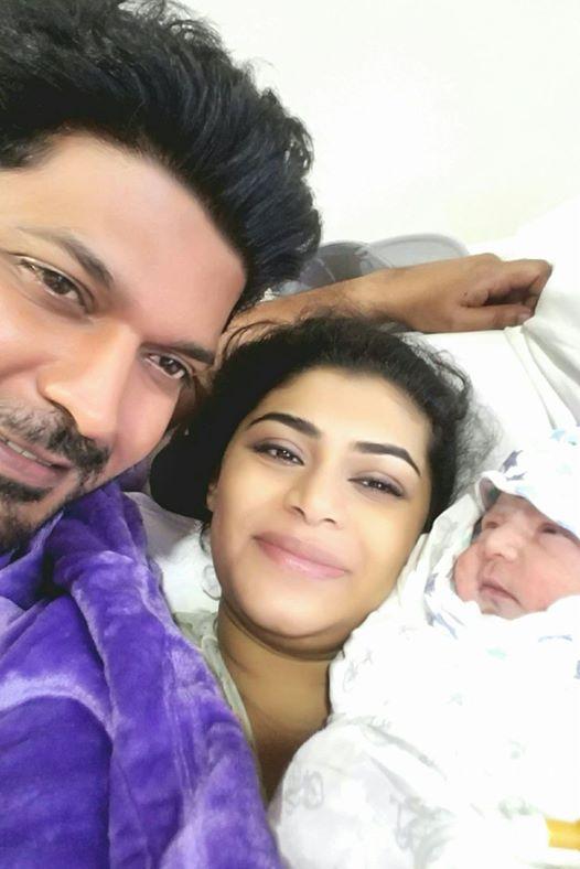 Hirunika Premachandra Baby