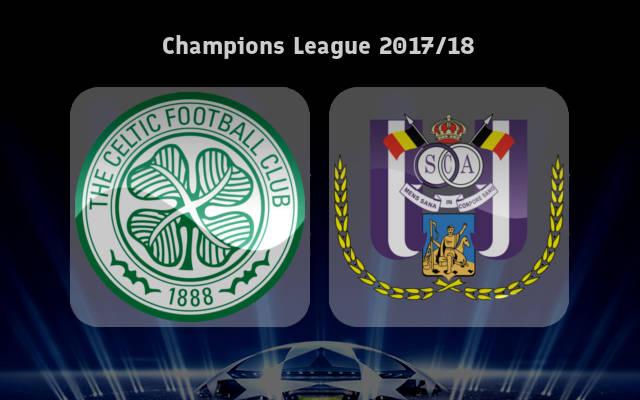 Celtic vs Anderlecht Full Match & Highlights 05 December 2017