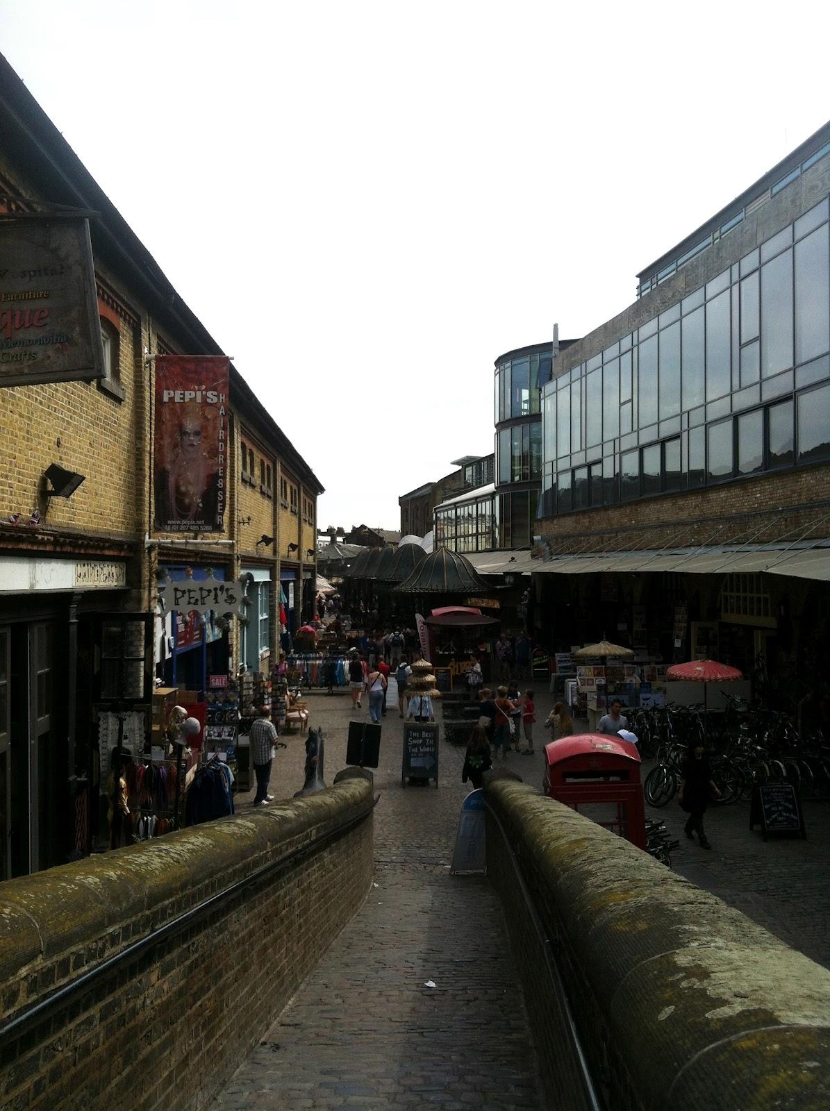 Camden Town: Camden Town: Craziness & Art & Style