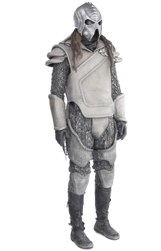 Star Trek Into Darkness Klingon guard costume