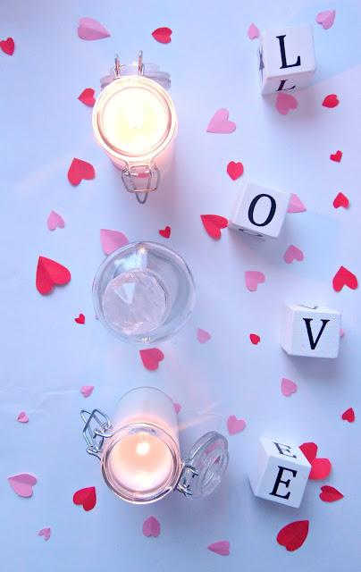 bougies fait maison