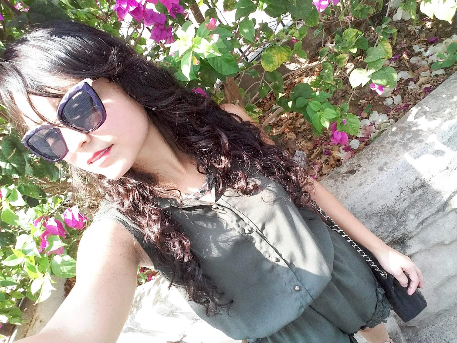 Mamá Fashionista ootd puerto vallarta selfie blogger