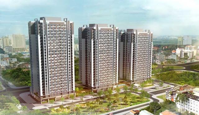 The K-Park Văn Phú mang đậm phong cách hiện đại